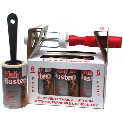 Hair Busters Hair and Lint Roller 6500B