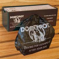 DOGIPOT Single Roll with Dispenser 200 ct 65154