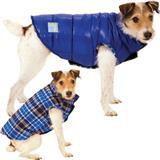 Fashion Pet™ Blue Reversible Puffy Vest 651951b