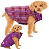 Fashion Pet™ Purple Reversible Puffy Vest 651952b