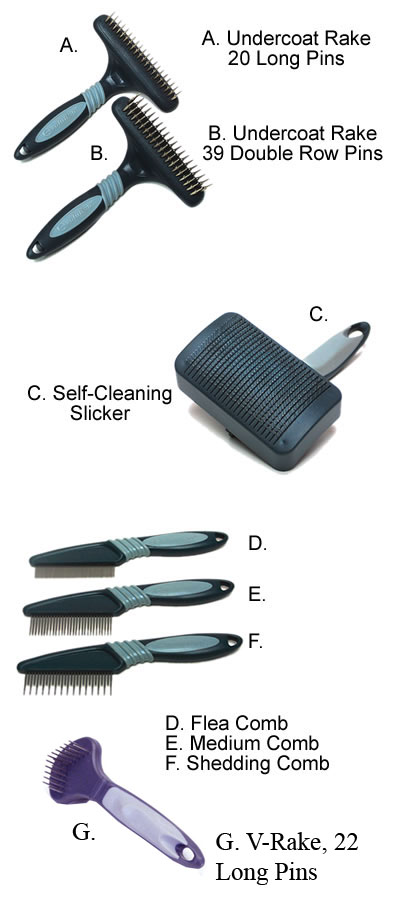 Evolution Grooming Tools 6553B