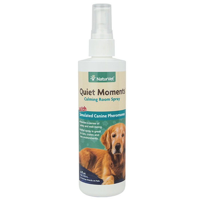 NaturVet ® Quiet Moments Calming Spray For Dogs 8 oz. 67601