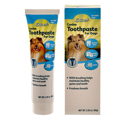 Excel®Canine Toothpaste Fresh Flavor 3.25 oz. 6765