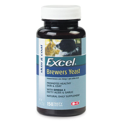 Excel ® Brewers Yeast Tabs for Dogs 150 ct. 67776