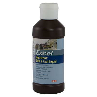 Excel ® Nutricoat Skin and Coat Liquid for Dogs 6792e