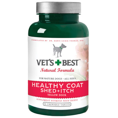 Healthy Coat Shed and Itch Relief 50 ct. 6801