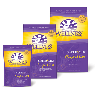 Wellness ® Chicken Dog Food 69221B