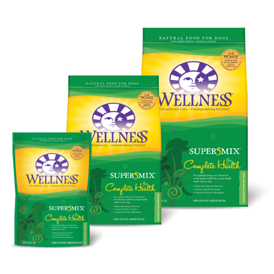 Wellness ® Lamb Super5Mix Dog Food 69222B