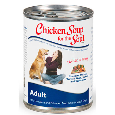 Chicken Soup for the Soul® Dog Wet Food 13 oz. 69275