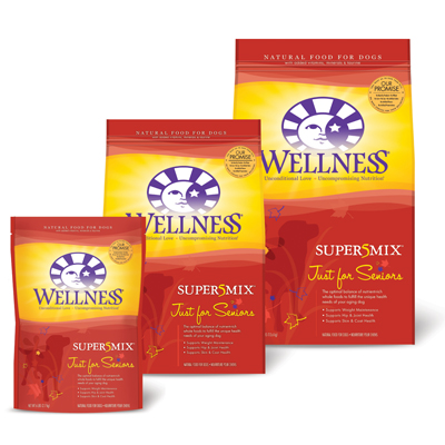 Wellness ® Senior Dog Food 6928e