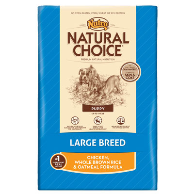 Nutro ® Natural Choice ® Large Breed Puppy Food 69282B