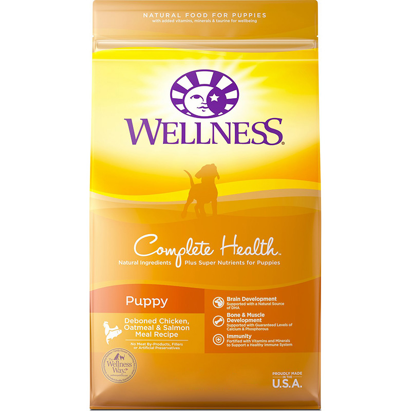 Wellness® Complete Health® Super5Mix® Just For Puppy 6931e