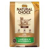 Nutro® Natural Choice® Lite Weight Loss Diet Lamb Meal & Rice Formula for Adult Dogs 69314e