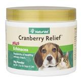 NaturVet® Cranberry Relief™ 50 gm. 7078