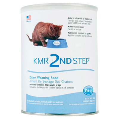 KMR 2nd Step Kitten Weaning Food 14 oz. 7115