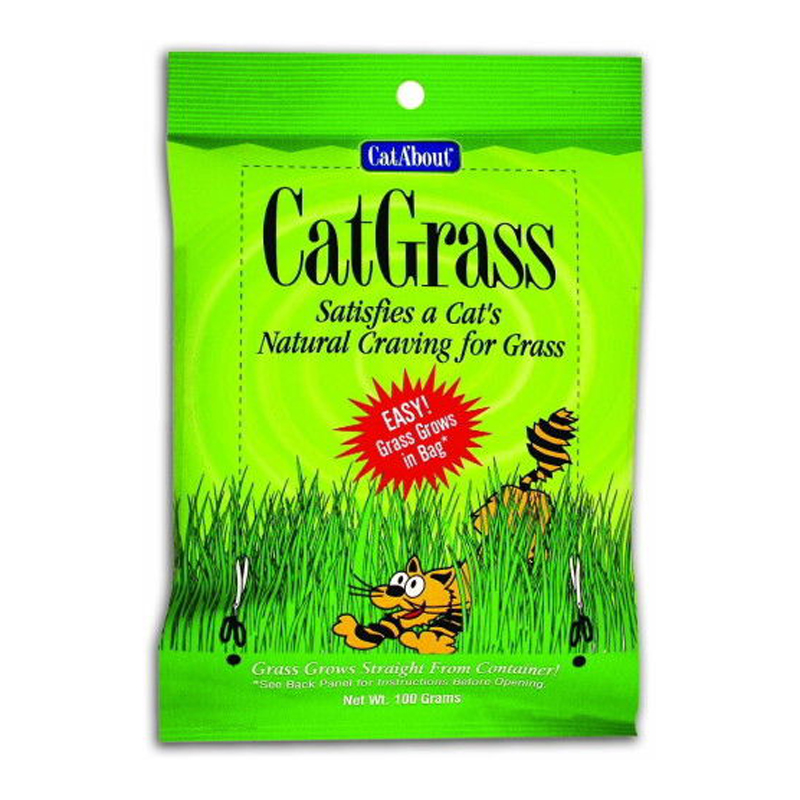 Gimborn® Cat Grass in a Bag 7126