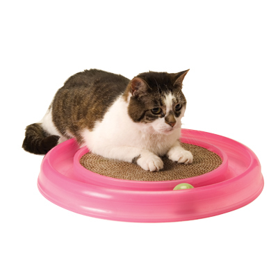 Bergan® StarChaser® Cat Toy & Scratcher 7277