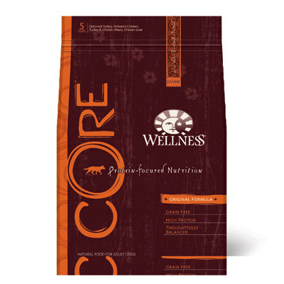 Wellness ® Core™ Original Dry Adult Dog Food  74881B