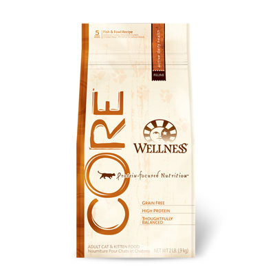 Wellness® CORE™ Dry Cat Food 74981B