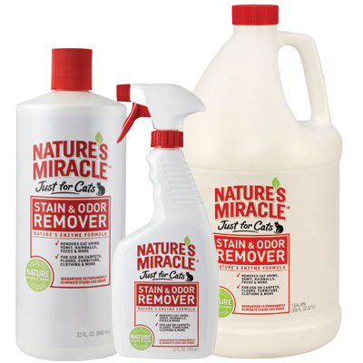 Just For Cats Stain & Odor Remover 7536e