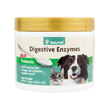 NaturVet ® Enzyme  Powder 4285B