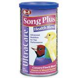8 in 1® UltraCare™ Song Plus Health Blend for Canaries and Finches 8 oz. 75532