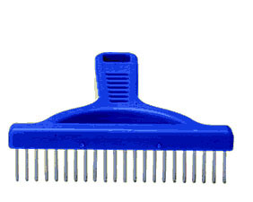 "Untangler® Rake with Long Teeth 1"" 7591"