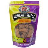 Nature's Animals® Organic Gourmet Select Biscuits Peanut Butter & Carob 76492b