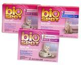 Bio Spot® Spot On® Flea & Tick Control for Cats A764b
