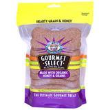 Nature's Animals® Gourmet Select® Hearty Grain & Honey Organic Gourmet Biscuits 76293b