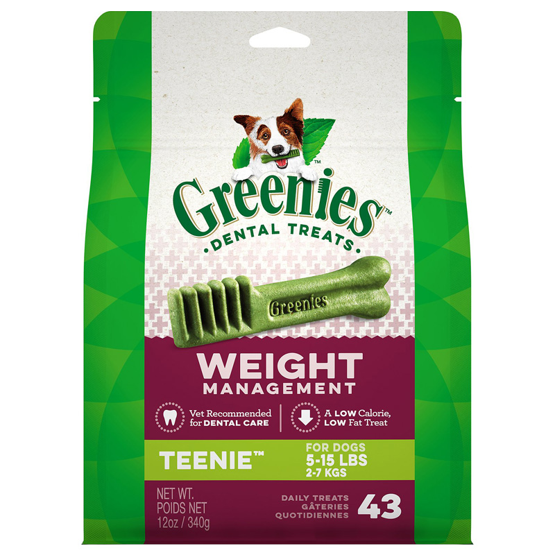 Greenies Lite Treat-Pak Dog Treats 7674E