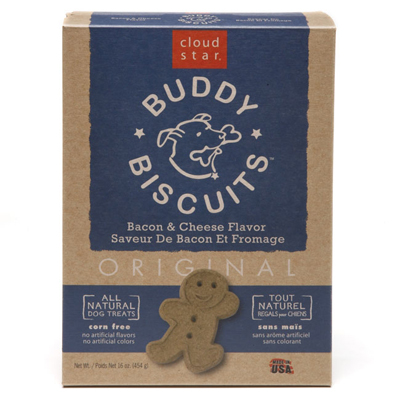 Cloud Star® Buddy Biscuits™ Bacon & Cheese 16 oz. 769311