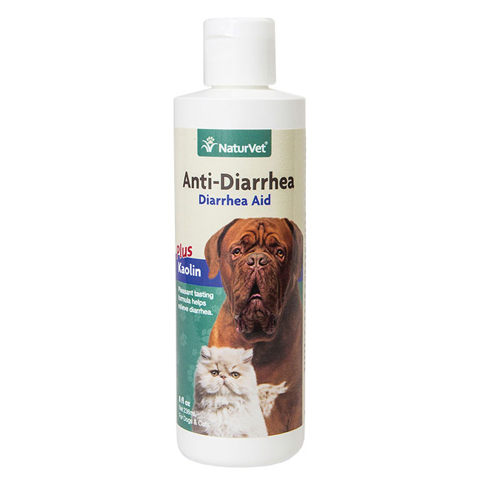 NaturVet® Anti-Diarrhea for Dogs and Cats 8 oz. 79034