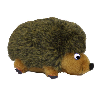 Hedgehog Plush Dog Toys 7912b