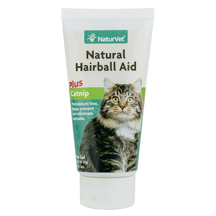 NaturVet ® Hairball Aid with Catnip 3 oz. 7926