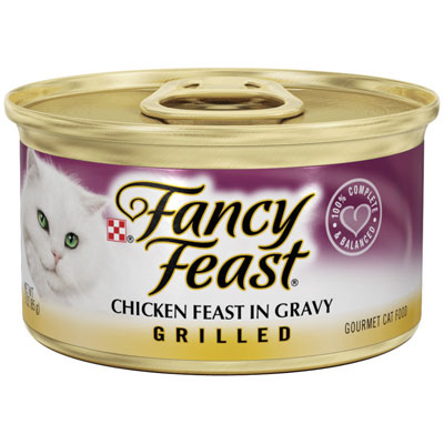 Fancy Feast ® Grilled Canned Food Case of 24 - 3 oz cans 979511b