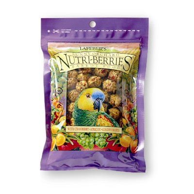 Lafeber's Nutri-Berries for Parrots Sunny Orchard 3 lbs 8573