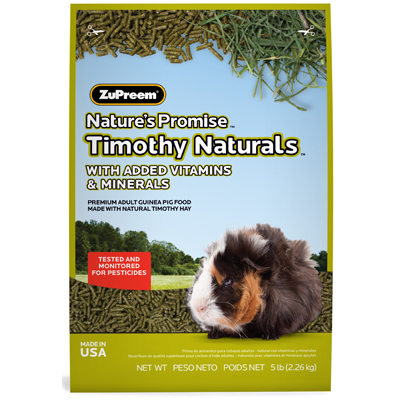 Nature's Promise ™ Guinea Pig Food 5 lb. Bag