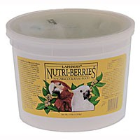 Lafeber's Nutri Berries Macaw & Cockatoo 3.5 lbs 88804