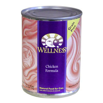Wellness Chicken Canned Cat Food 908941b