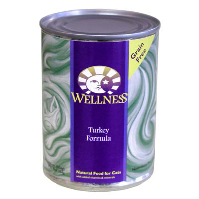 Wellness Turkey Canned Cat Food 908944b