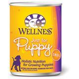 Wellness® Just for Puppy Canned Dog Food 908884b