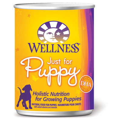 Wellness Puppy Canned Food