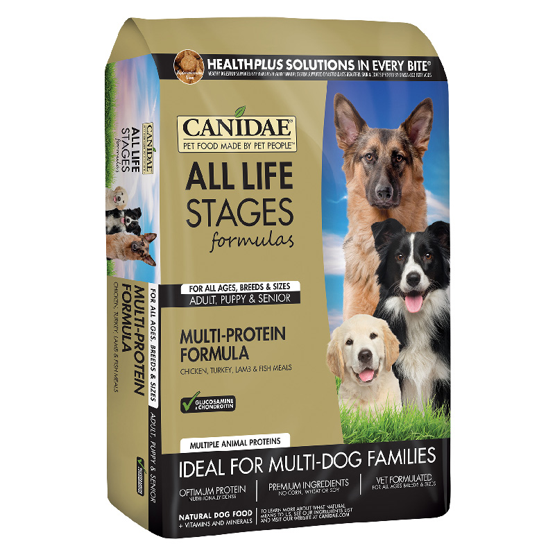 CANIDAE® All Life Stages Reformulated Dog Food 91001b