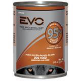 EVO® 95% Chicken & Turkey Dog Food 13.2 oz. 111134