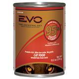 EVO® 95% Chicken & Turkey Cat Food 13.2 oz. 111141