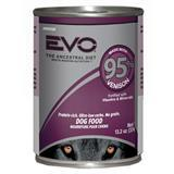 EVO® 95% Venison Dog Food 13.2 oz. 111249