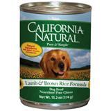 California Natural® Lamb & Brown Rice Adult Dog Food 13.2 oz 111278
