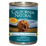 California Natural Salmon & Sweet Potato Adult Dog Food 13.2 oz. 9111280