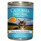 California Natural® Deep Water Fish & Brown Rice Cat and Kitten Food 111292